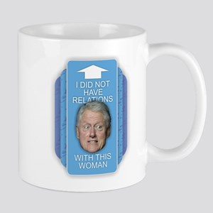 Clinton Relations Mugs