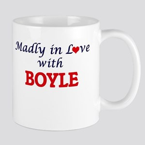 Madly in love with Boyle Mugs