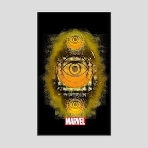 Doctor Strange Symbol Sticker (Rectangle)
