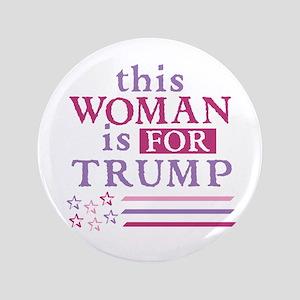 FOR Trump Button