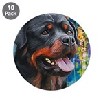 Rottweiler Painting 3.5