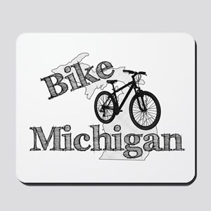 Bike Michigan Mousepad