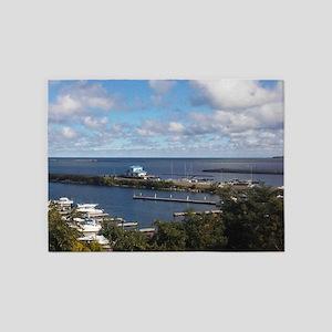 Harbor Shore 5'x7'Area Rug