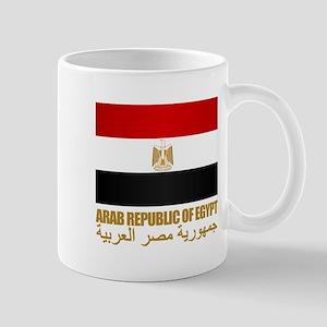Egyptian Flag Mugs