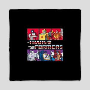 Transformers Autobots Decepticons Queen Duvet