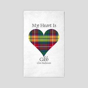 Heart-Gibb.Buchanan Area Rug