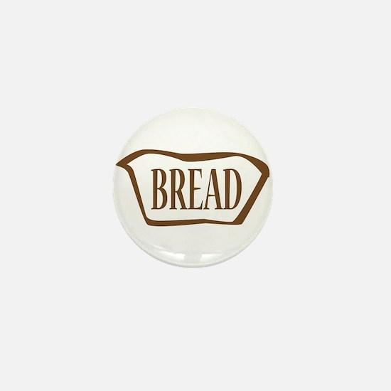 Bread Outline Icon Mini Button