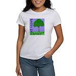 Happy Tree Hugger Women's T-Shirt