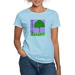 Happy Tree Hugger Women's Light T-Shirt
