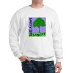Happy Tree Hugger Sweatshirt
