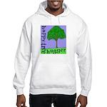 Happy Tree Hugger Hooded Sweatshirt
