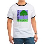 Happy Tree Hugger Ringer T