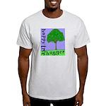 Happy Tree Hugger Light T-Shirt