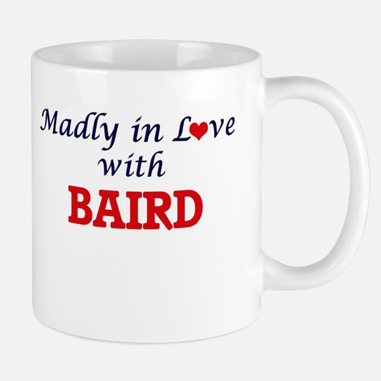 Madly in love with Baird Mugs