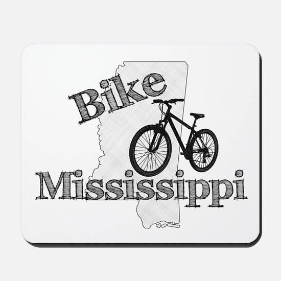 Bike Mississippi Mousepad