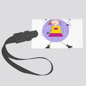 Cellphone Luggage Tag