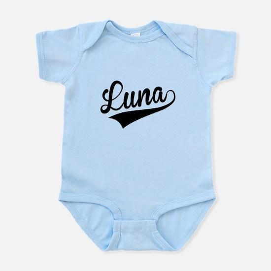 Luna, Retro, Body Suit