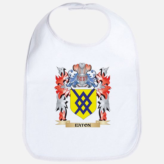 Eaton Coat of Arms - Family Crest Bib
