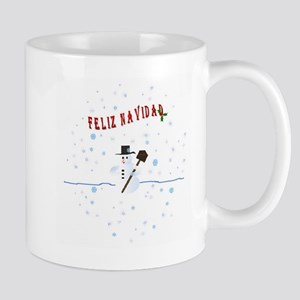 Feliz Navidad Collection Mugs
