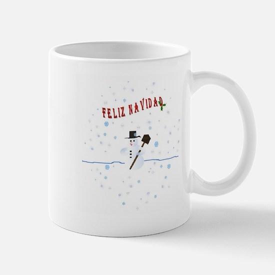 Feliz Navidad Collection Mugs