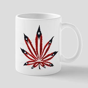 PR Weed Leaf Mugs