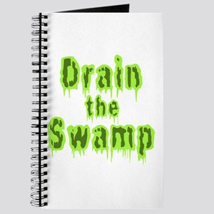 Drain The Swamp Journal