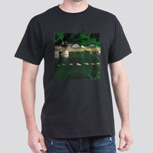 Goosey in lake of the Island T-Shirt