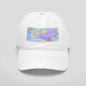pastel hologram Cap
