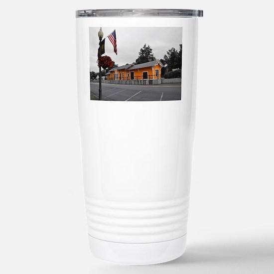 Unique Trolley Travel Mug