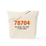 78704 Tote Bag