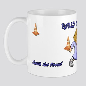 Rally Obedience Mug