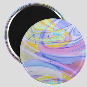 pastel hologram Magnets