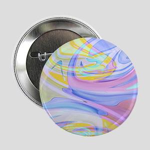"""pastel hologram 2.25"""" Button"""