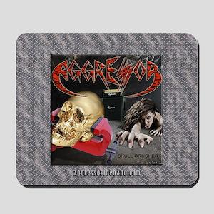 Skull Crusher Mousepad