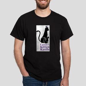Cassie's Kitten Kastle Logo T-Shirt