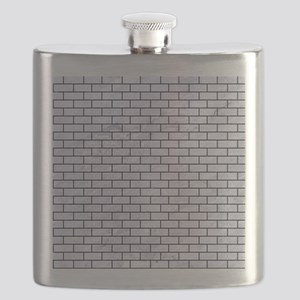 BRK1 BK-WH MARBLE (R) Flask
