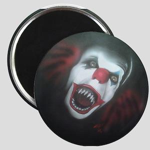 EvilClown Magnets