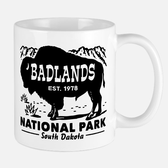 Badlands National Park Mug