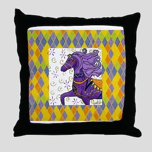 Kaylee's Horse Throw Pillow