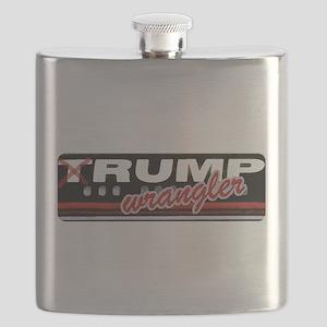 Rump Wrangler Flask