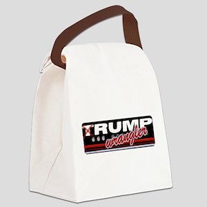 Rump Wrangler Canvas Lunch Bag