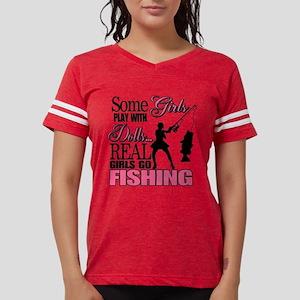 Real Girls Go Fishing T-Shirt