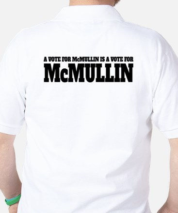 Vote For McMullin Golf Shirt