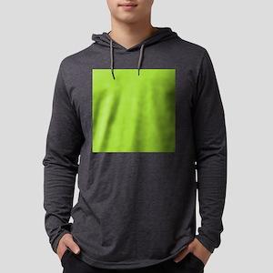 cute Neon Green Long Sleeve T-Shirt