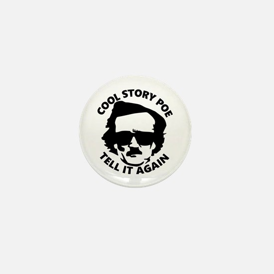 Cool Story Poe B Mini Button