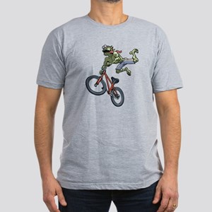 BMX Beez Men's Fitted T-Shirt (dark)