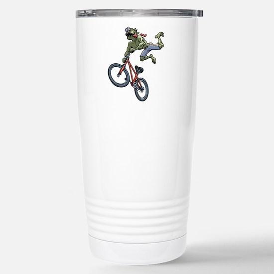 BMX Beez Stainless Steel Travel Mug