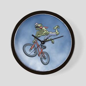 BMX Beez Wall Clock