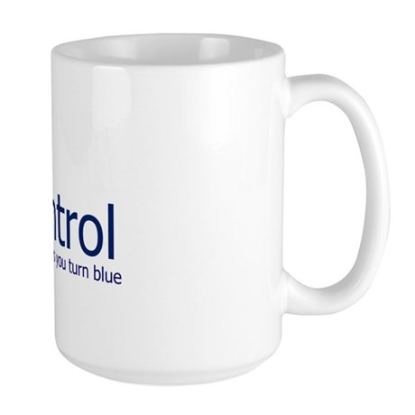 SmurfControl Large Mug