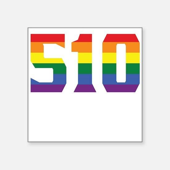 Area Code Bumper Stickers CafePress - 510 area code